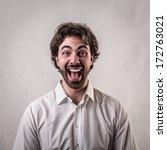 great man | Shutterstock . vector #172763021