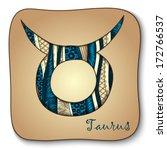 zodiac sign   taurus. ...