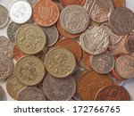 Many Pound Coins Currency Of...