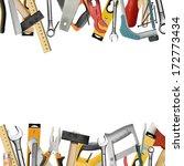 tools | Shutterstock . vector #172773434