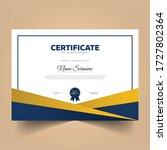 Geometric Premium Certificate...