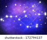 ursa maior | Shutterstock . vector #172794137
