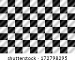 racing flags background... | Shutterstock .eps vector #172798295