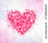 vector illustration heart for...   Shutterstock .eps vector #172803665