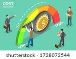 3d isometric flat vector... | Shutterstock .eps vector #1728072544