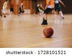 Basketball Training Session....