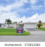 Sold Real Estate Sign 'another...