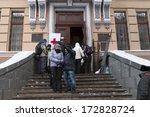 kiev  ukraine   january 23 ... | Shutterstock . vector #172828724