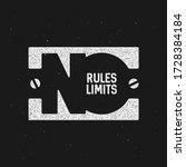 no rules no limits t shirt... | Shutterstock .eps vector #1728384184