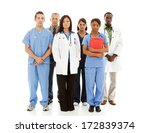 Doctors  Line Of Doctors And...