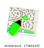 navigation icon   Shutterstock .eps vector #172841435