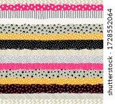 seamless pattern  patchwork...   Shutterstock .eps vector #1728552064