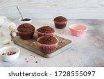 Homemade Chocolate Cupcakes And ...