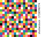 Multicolor Square Tiling...