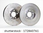 brake discs | Shutterstock . vector #172860761