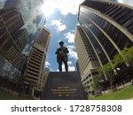 Brisbane  Australia 2014. The...