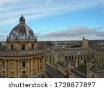 A Beautiful View Of The Oxford...