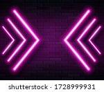 futuristic sci fi modern neon...   Shutterstock .eps vector #1728999931