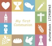 assembly,background,belief,bird,boy,bread,card,catholic,chalice,christianity,church,communion,confirmation,cross,dove