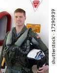 United States Navy Fighter Pilot