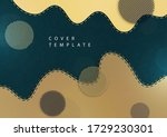 abstract background with...   Shutterstock .eps vector #1729230301
