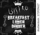 Bistro Breakfast Lunch Dinner...