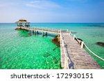 beautiful paradise tropical... | Shutterstock . vector #172930151