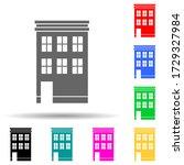 building for habitation multi...