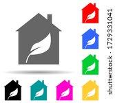 bio house green multi color...