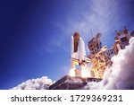 The Launch Of The Space Shuttl...