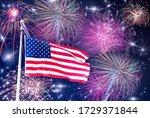 American Celebration   Usa Fla...