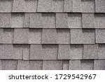 Gray Shingles For Covering The...