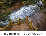 Michigan Autumn Waterfall....