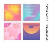 vibrant gradient background....