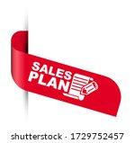 red vector illustration banner... | Shutterstock .eps vector #1729752457