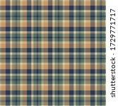 plaid seamless pattern  ... | Shutterstock . vector #1729771717