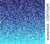 ombre crystal texture  ... | Shutterstock . vector #1729772194
