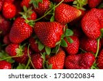 Red  Juicy Strawberries...