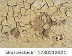 Cracked Soil Texture Backgroun...