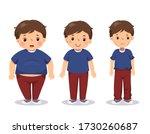 vector illustration cute... | Shutterstock .eps vector #1730260687