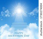 Ascension Day Of Jesus Christ...