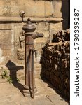 Old Vintage Standpipe On The...