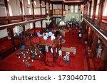 istanbul  turkey   july 23 ... | Shutterstock . vector #173040701