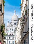 Montmartre In Paris  A Very...