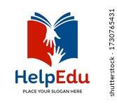 help education vector logo... | Shutterstock .eps vector #1730765431