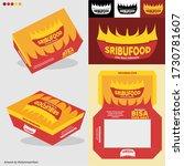 packaging design for food or...   Shutterstock .eps vector #1730781607