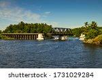 Swing Bridge In Parry Sound ...