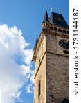 The Old Town Hall Tower In The...