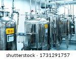 industrial production of steel...   Shutterstock . vector #1731291757