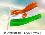 Niger National Flag Cloth...